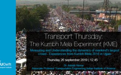 Mankind's largest crowd – The Kumbh Mela Experiment