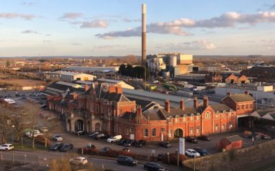 Nottingham opts for state-of-the-art open-source IoT technology in pilot project to optimize its electric vehicle fleet
