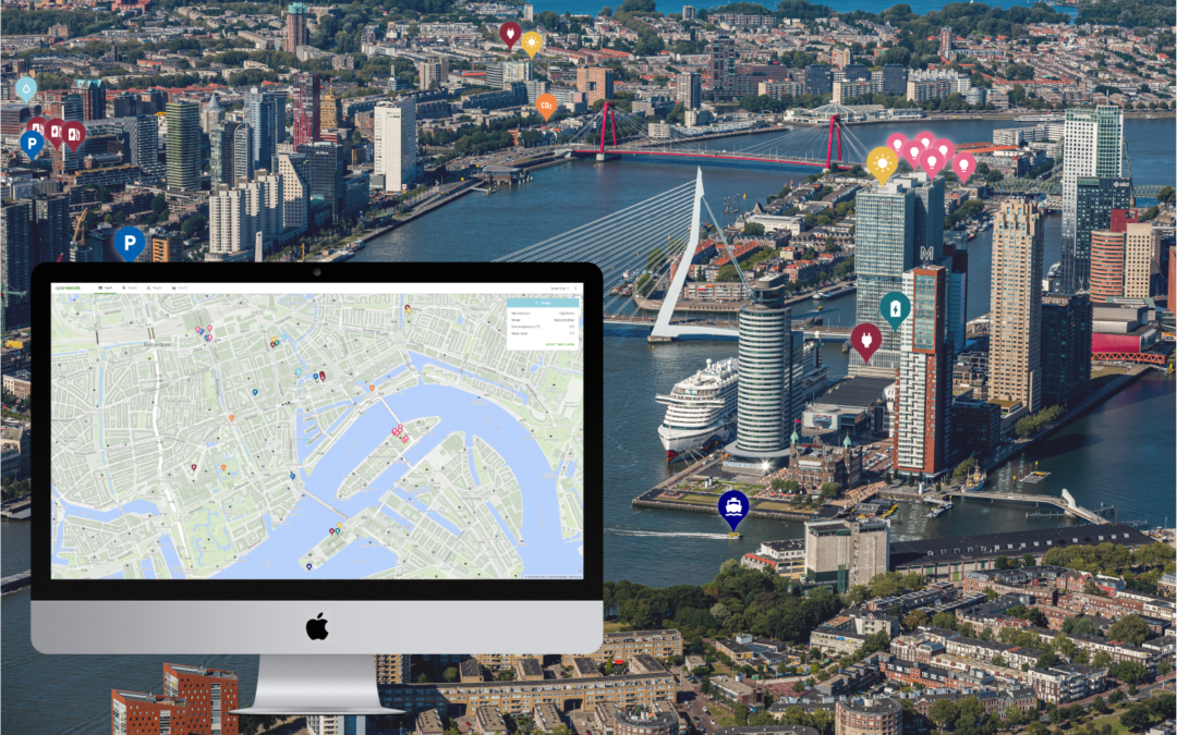 How IoT technology can help you break data silos and make your smart city smarter